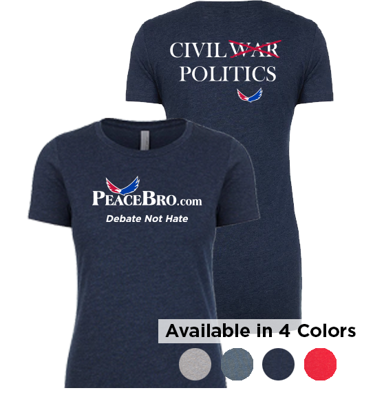 Women's Civil Politics T Shirt