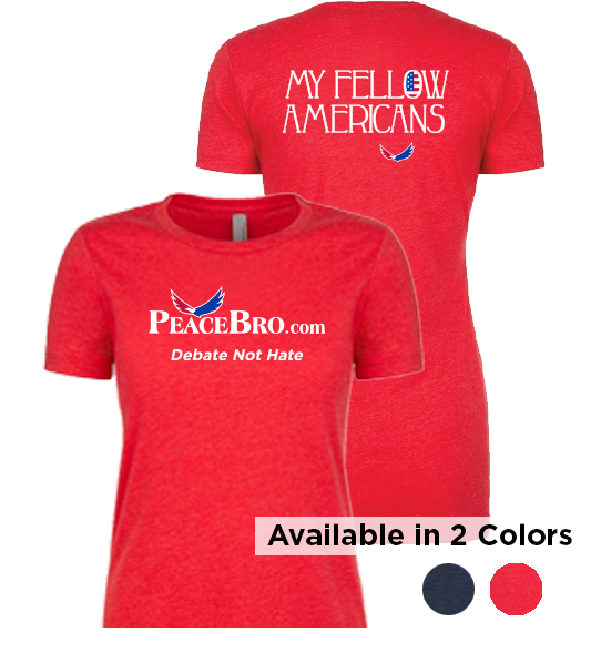 Women's My Fellow Americans T-Shirt