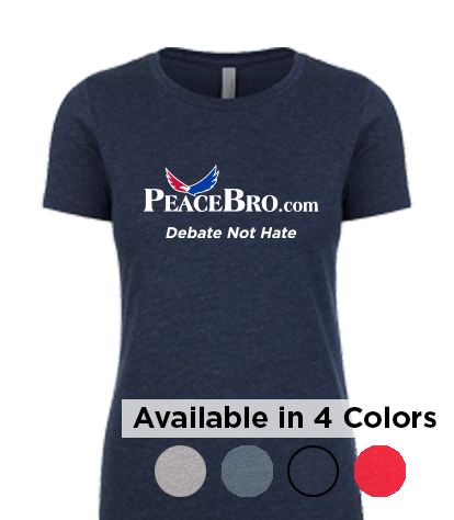 Women's PeaceBro T-Shirt