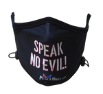 Speak No Evil Face Mask