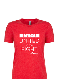 Women's United in the Fight T Shirt