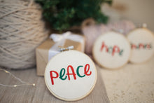 "Load image into Gallery viewer, Hope, Peace & Kindness 4""  - Christmas"