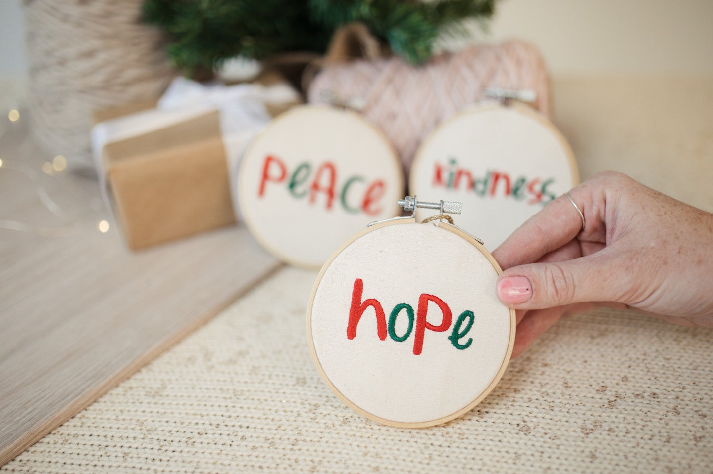 Hope, Peace & Kindness 4