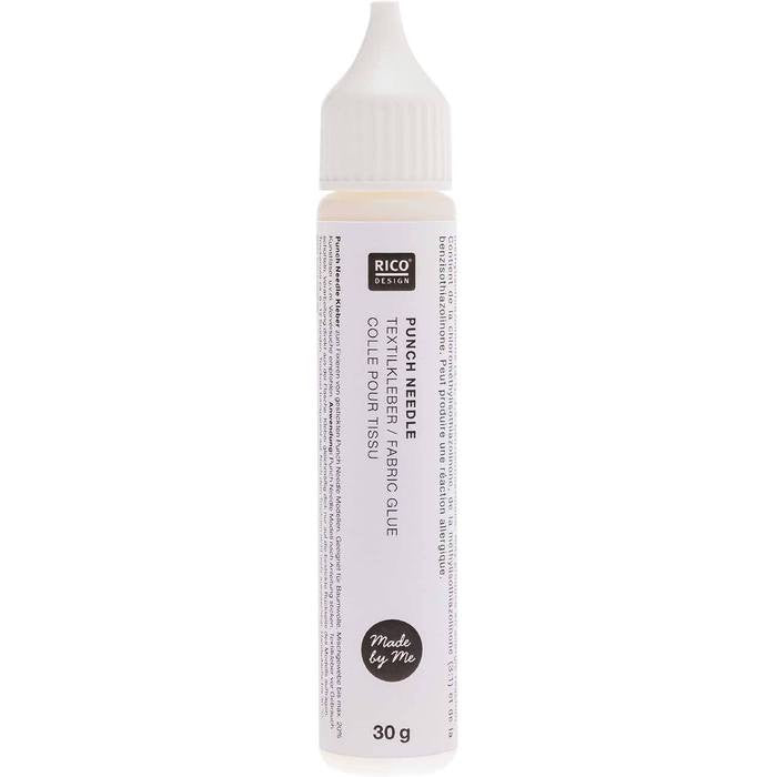 Punch Needle Glue - 30ml - supplies