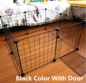 DIY Pet Fences Dog Cage