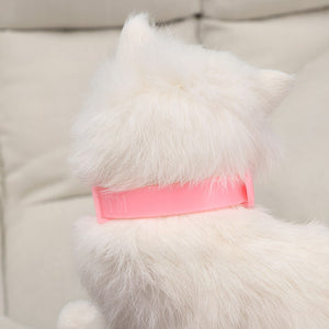Adjustable Pet Collar For Flea And Pest Control
