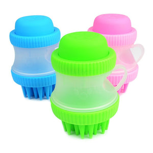 Pet Cleaning Bath Brush