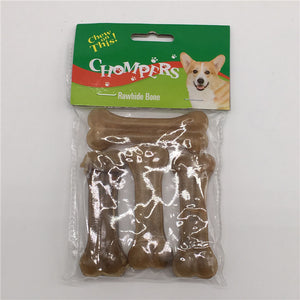 4pcs/bag Pet Cuisine High Nutrition Dog Food Beef Chicken taste