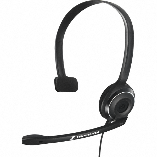 Sennheiser PC 7 USB Headset with Microphone
