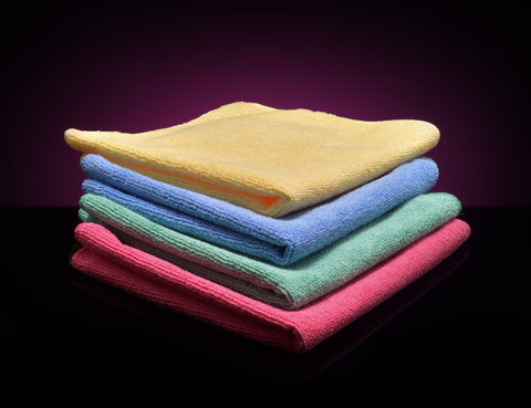 Big Daddy's 290GSM Microfiber Towel