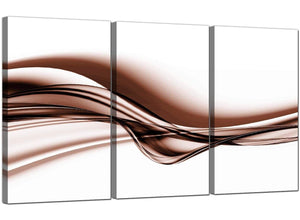 3 Panel Contemporary Canvas Pictures Abstract 3034