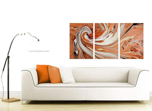 3 panel abstract canvas prints uk living room 3264