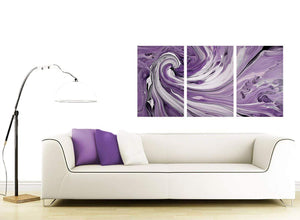 3 panel abstract canvas prints uk living room 3270