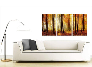 3 part landscape canvas art hallway 3243