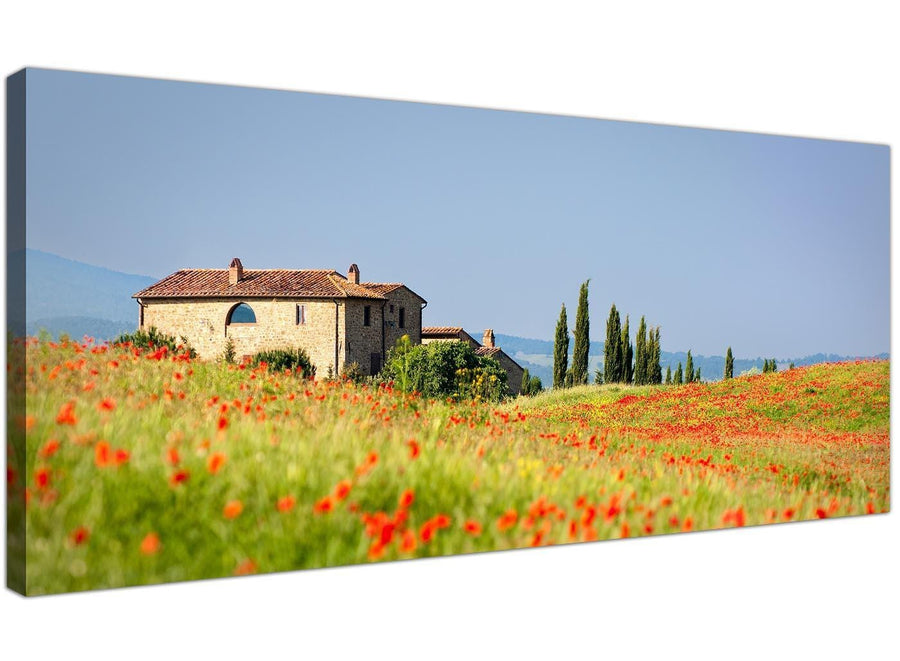 Canvas Prints of Tuscany