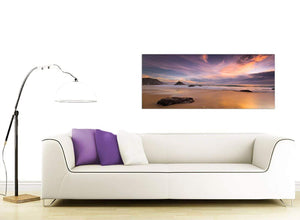 large purple plum landscape canvas pictures 1198