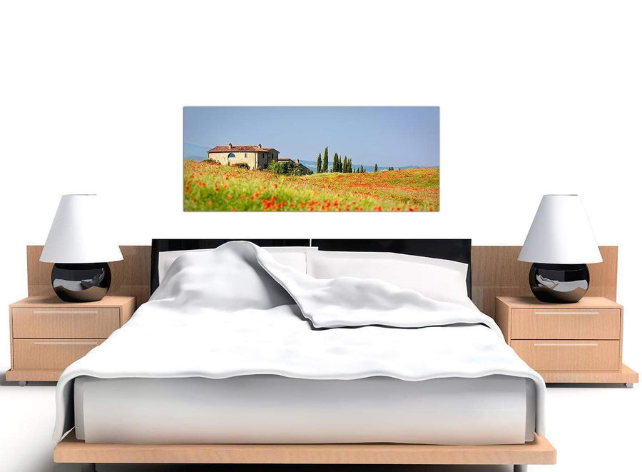 Italian Landscapes on Canvas