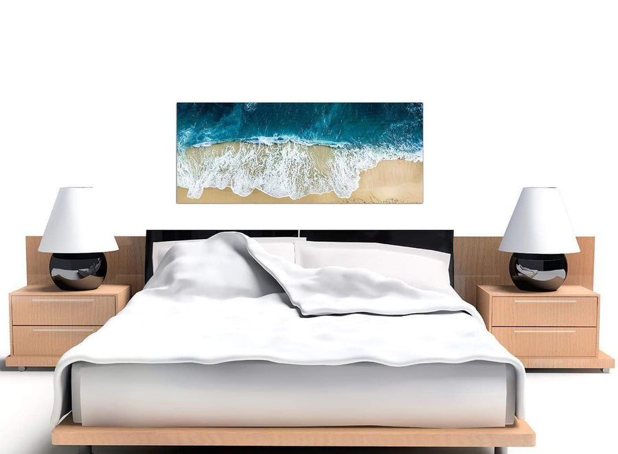 Beach Paintings on Canvas