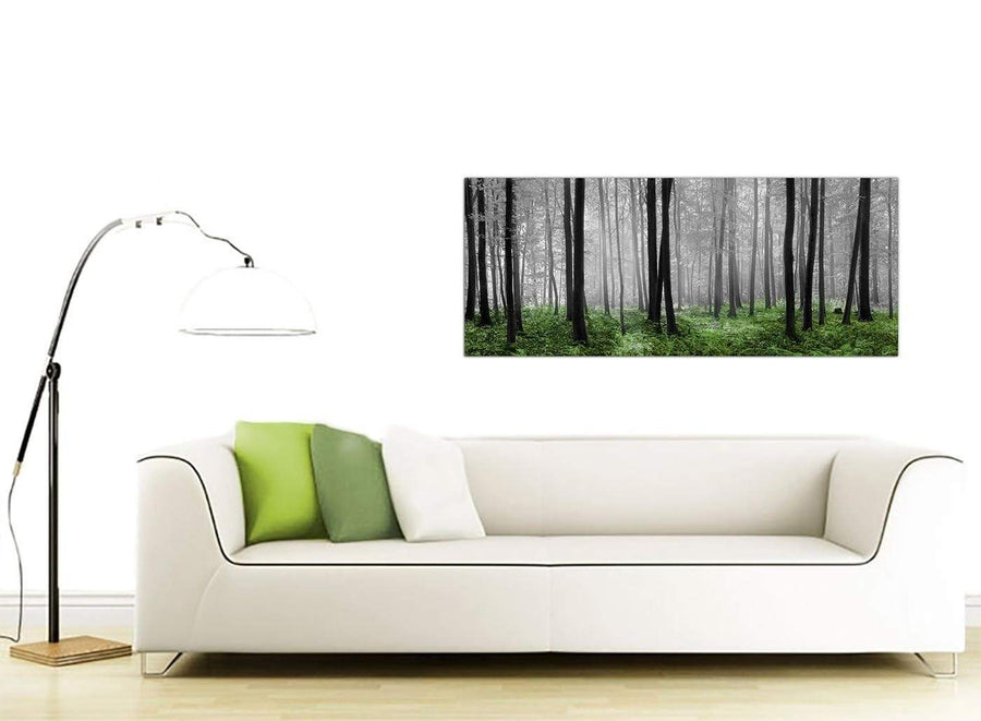 canvas prints forest scenery 1239