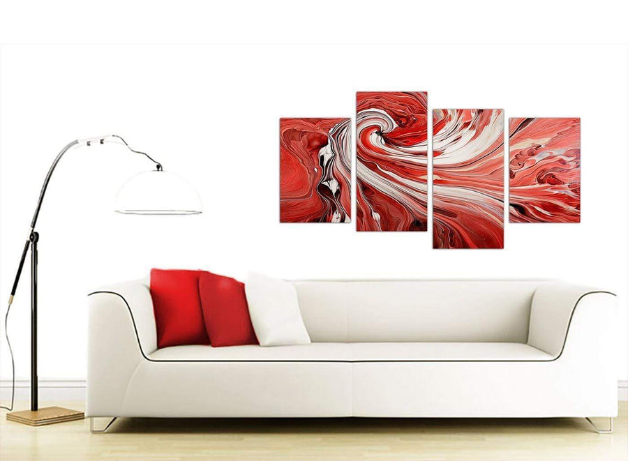 cheap abstract canvas art living room 4265