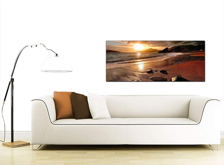 Trendy Seascape Canvas Prints UK Wide 1131