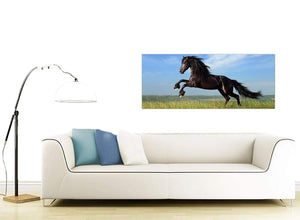 Trendy Animal Canvas Wall Art Wide 1129