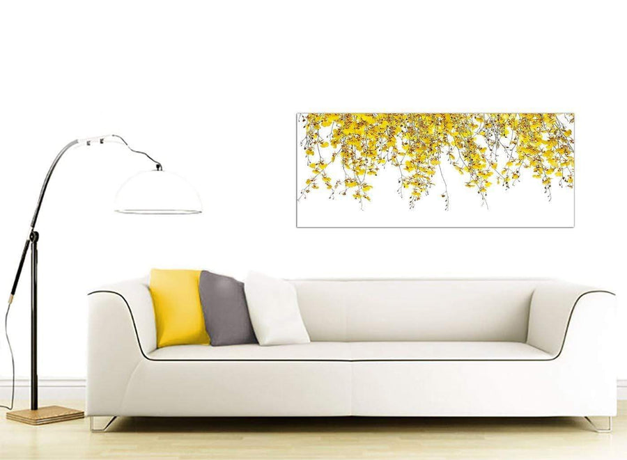 cheap panoramic floral canvas prints uk living room 1263