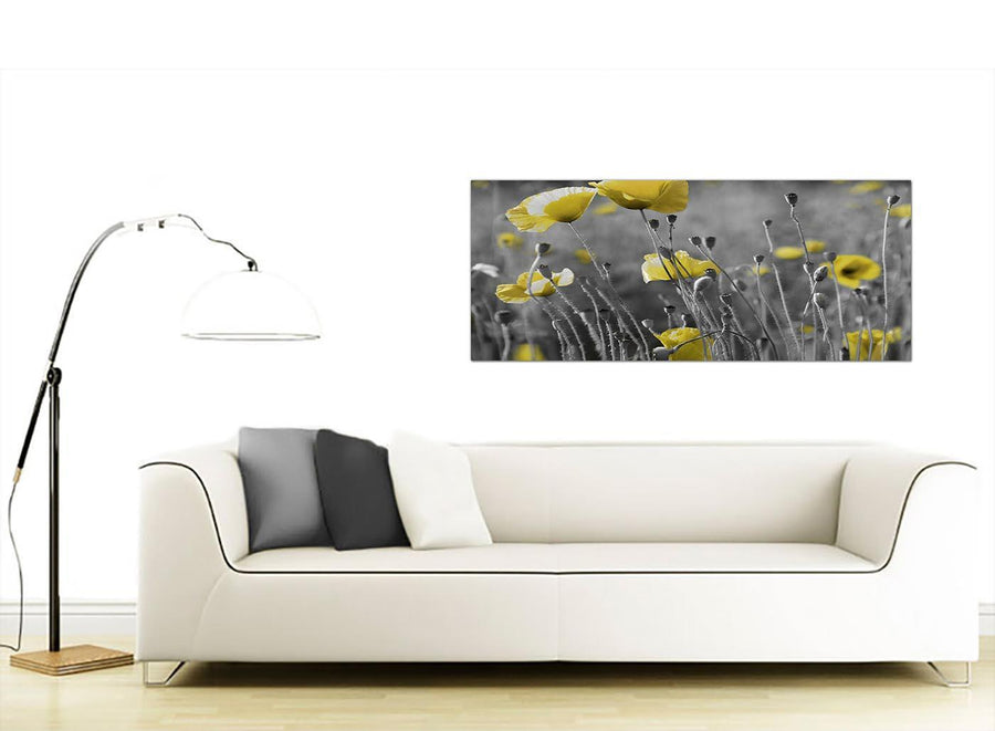 cheap panoramic flower canvas prints uk living room 1258