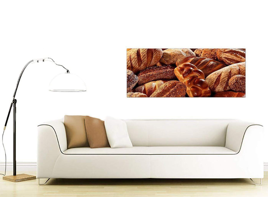 cheap panoramic food drink-canvas art kitchen 1254