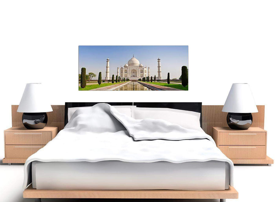 cheap panoramic natural taj mahal canvas prints uk 1203