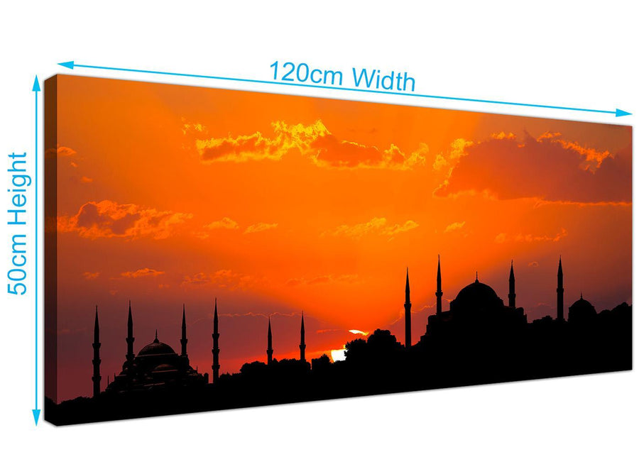 cheap-panoramic-of-the-blue-mosque-canvas-pictures-orange-1205.jpg