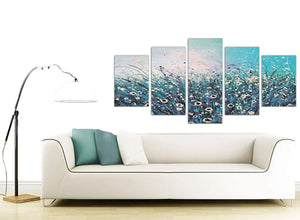 extra large abstract canvas art living room 5260