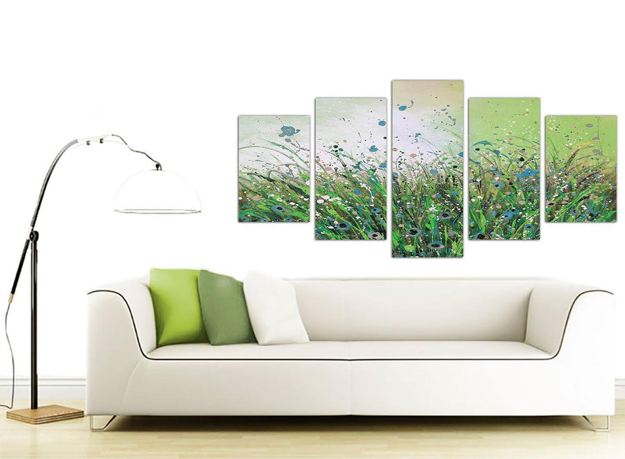 extra large abstract canvas art living room 5261
