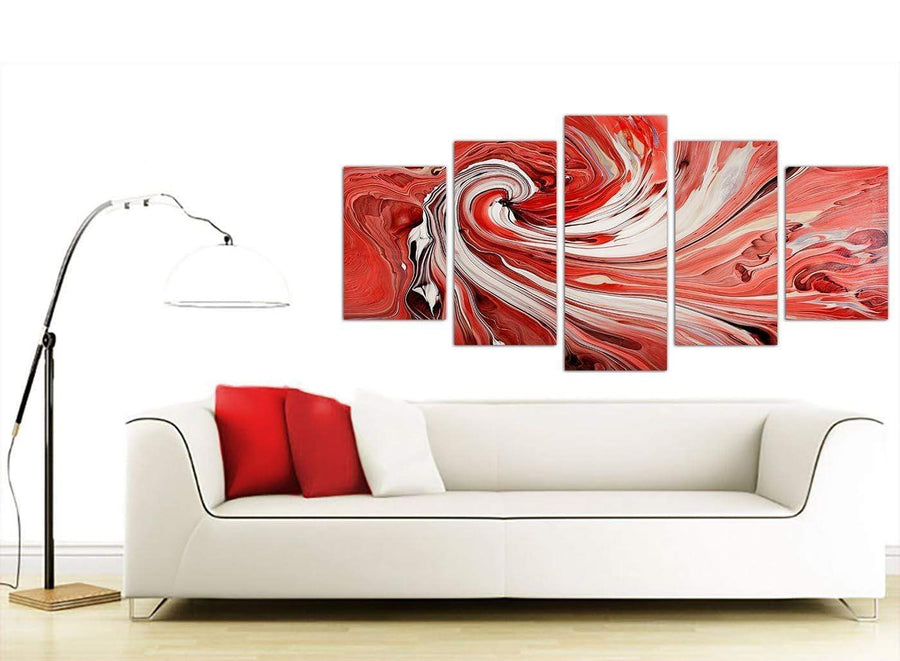 extra large abstract canvas pictures living room 5265