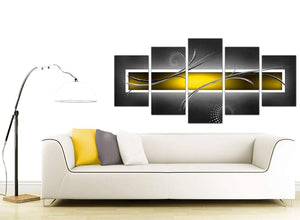 Extra large abstract canvas prints bedroom 5259