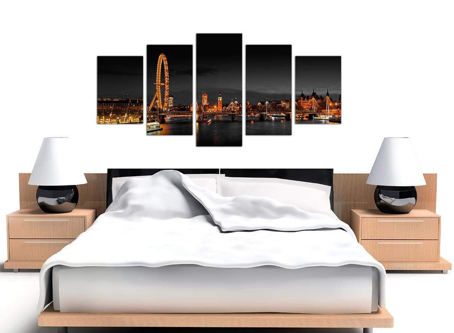 Large Cityscape Canvas Pictures