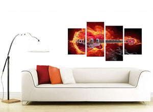 Music Canvas Pictures