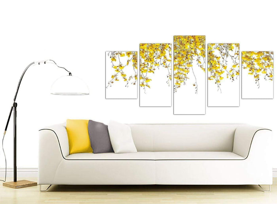 extra large floral canvas wall art living room 5263