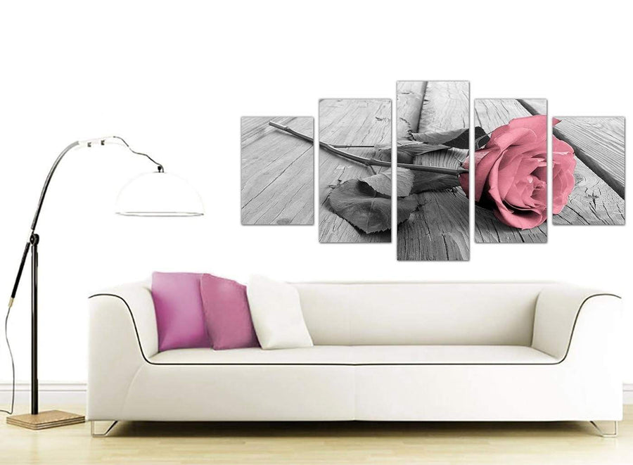 extra large flower canvas wall art living room 5271
