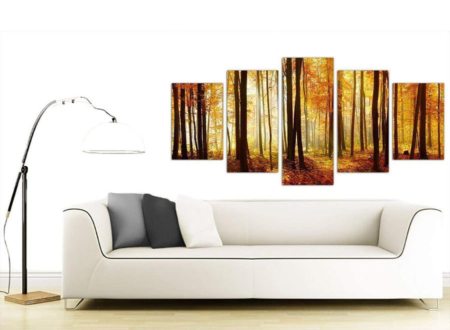 extra large landscape canvas prints hallway 5243