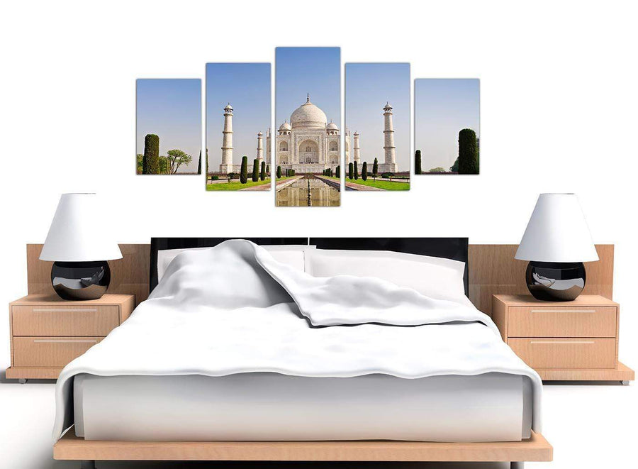 extra large natural taj mahal canvas pictures 5203