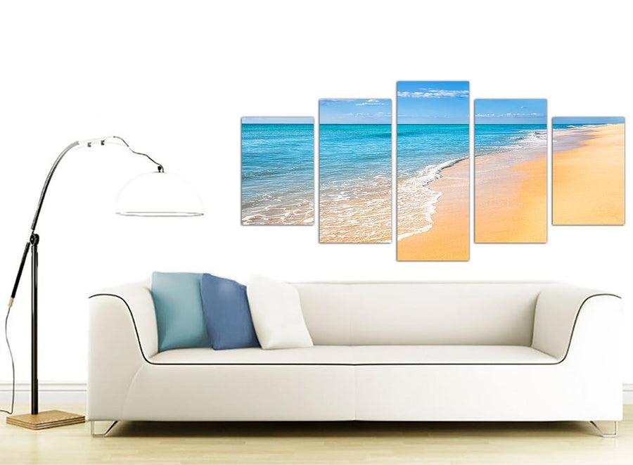 extra large seascape canvas wall art living room 5199