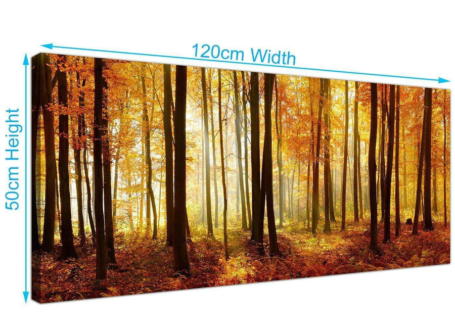 Trees Canvas Prints
