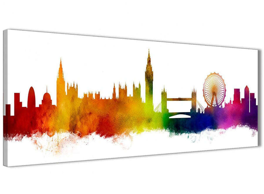 London Skyline Canvas Print for your Living room or Home Office