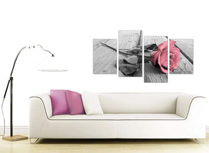 large flower canvas wall art living room 4271