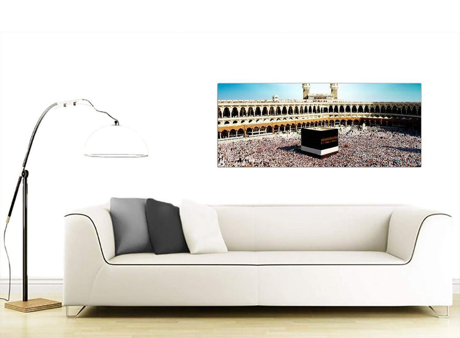 Modern Islamic Canvas Prints UK Panoramic 1191