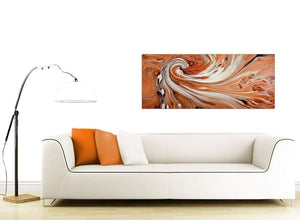 large panoramic abstract canvas art living room 1264