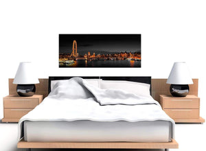 Large Cityscape Canvas Picture
