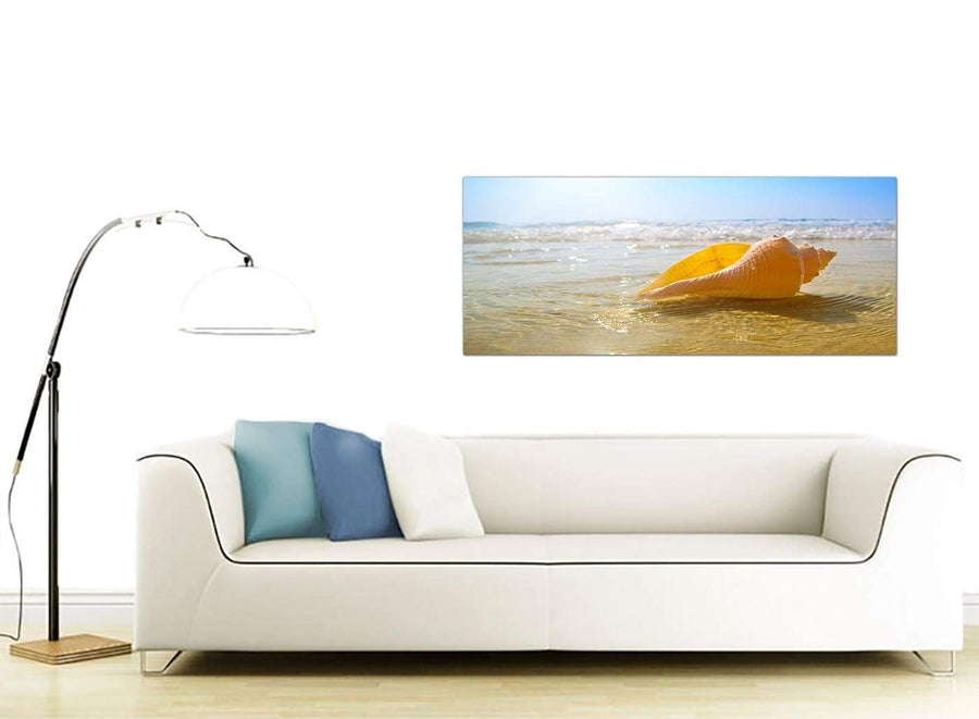 Caribbean Sea Canvas Pictures Wide 1148