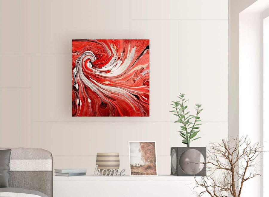 large square abstract canvas art living room 1s265m